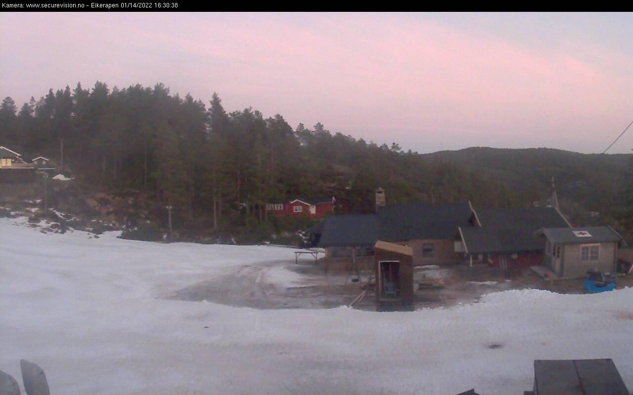 Webcam Eikerapen, Åseral, Vest-Agder, Norwegen